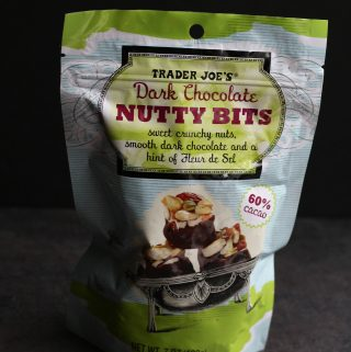 Trader Joe's Dark Chocolate Nutty Bits
