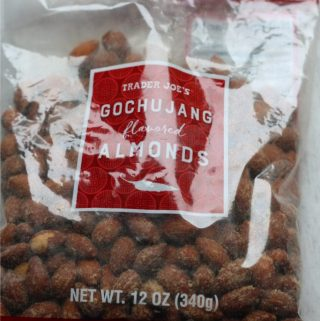 Trader Joe's Gochujang Almonds
