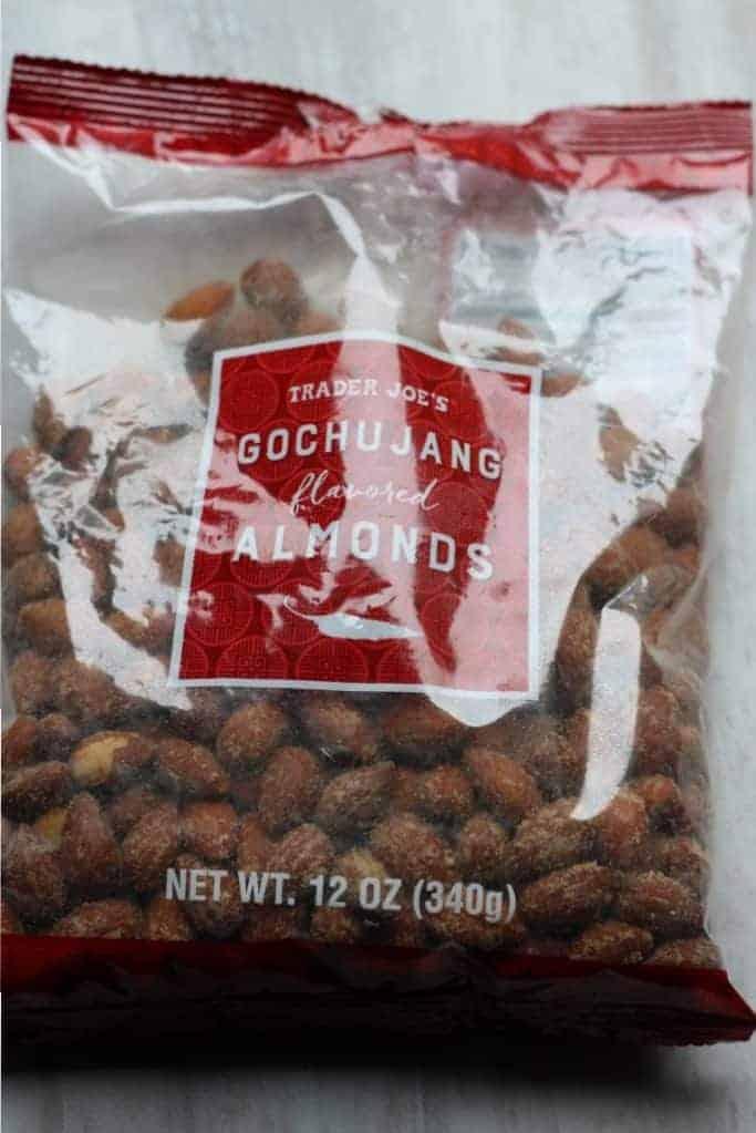 Trader Joe's Gochujang Almonds