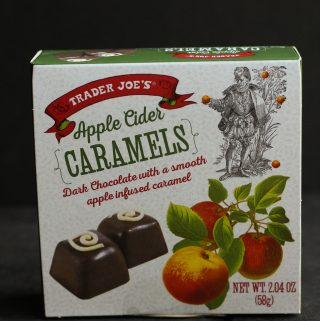 Trader Joe's Apple Cider Caramels