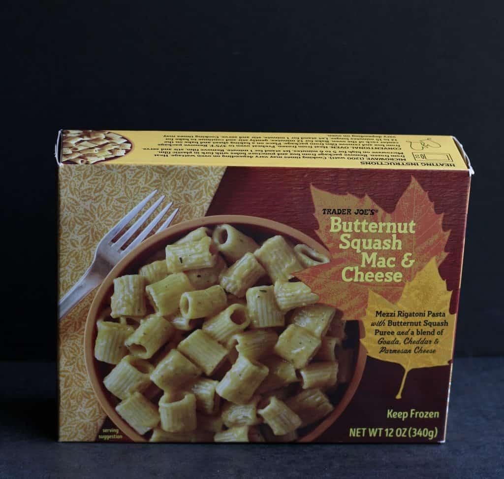 Trader Joe's Butternut Squash Mac and Cheese