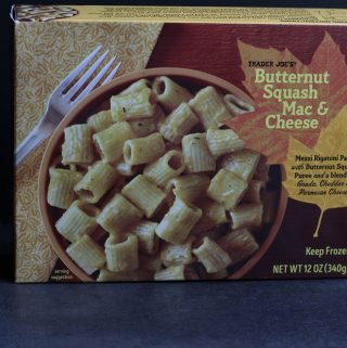 Trader Joe's Butternut Squash Mac and Cheese