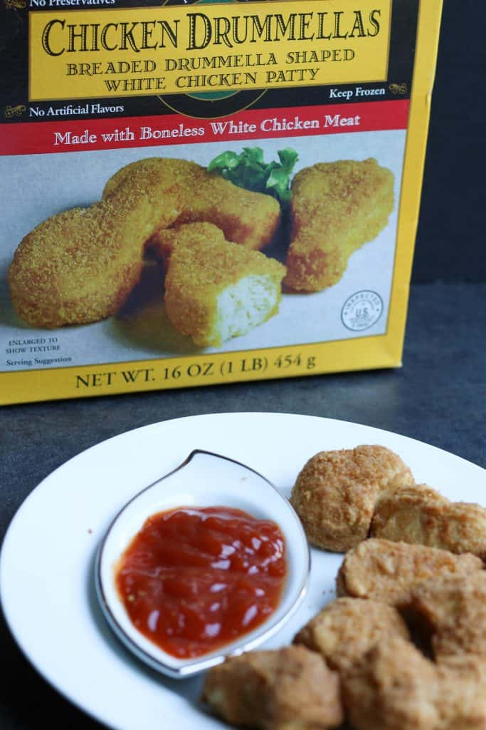 Trader Joe's Chicken Drummellas