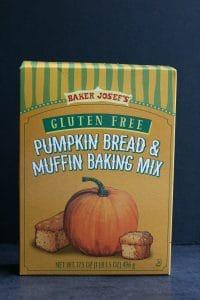 Trader Joe's Gluten Free Pumpkin Bread and Muffin Baking Mix unopened