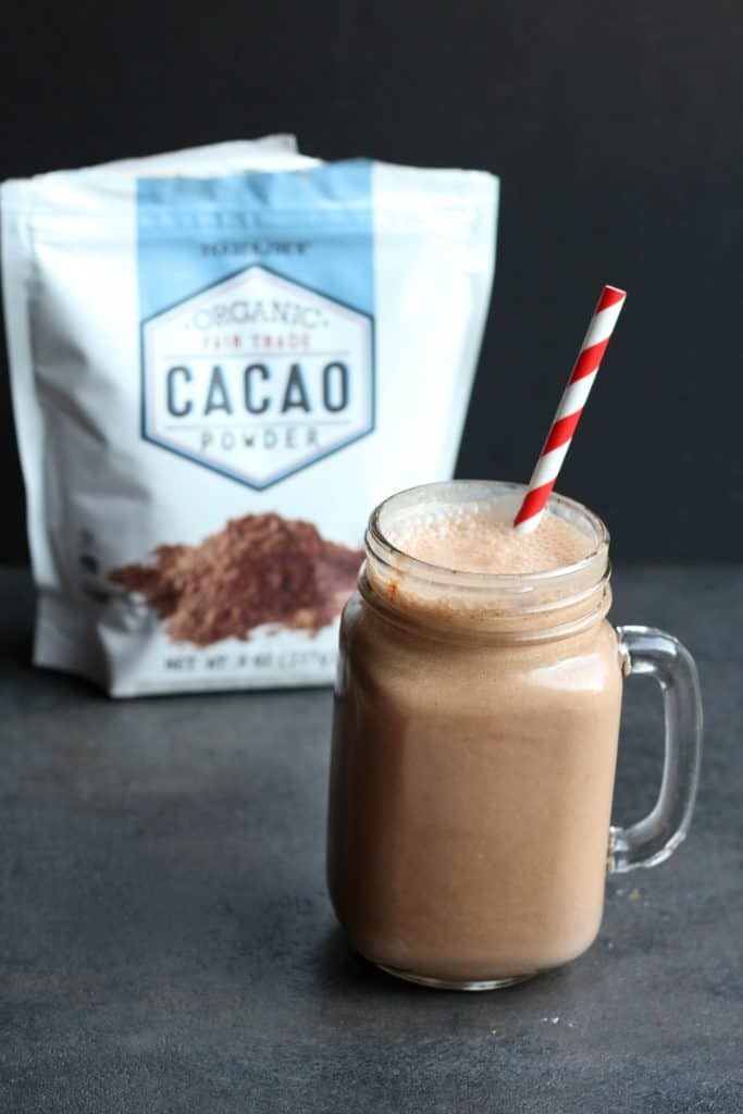 Trader Joe's Organic Fair Trade Cacao Powd
