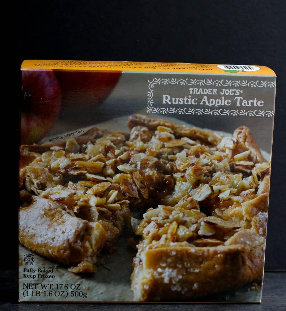 Trader Joe's Rustic Apple Tarte