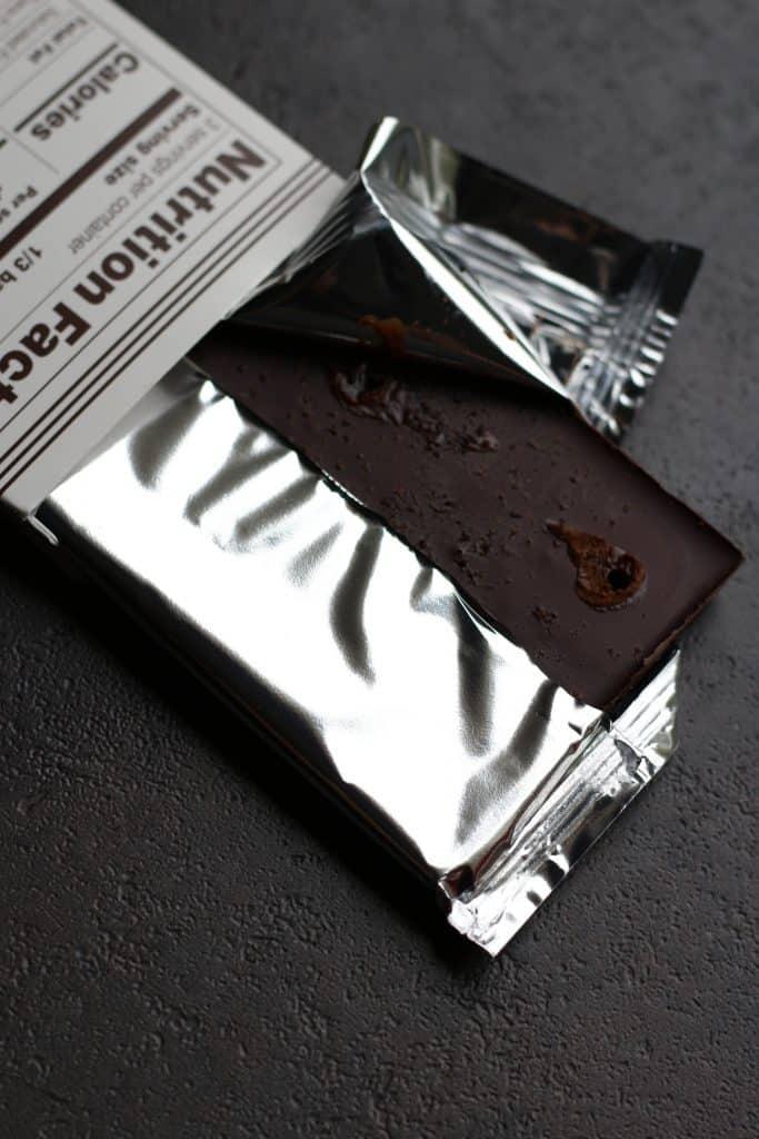 Trader Joe's Cold Brew Coffee Chocolate Bar
