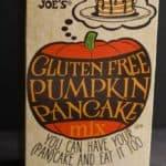 Trader Joe's Gluten Free Pumpkin Pancake Mix