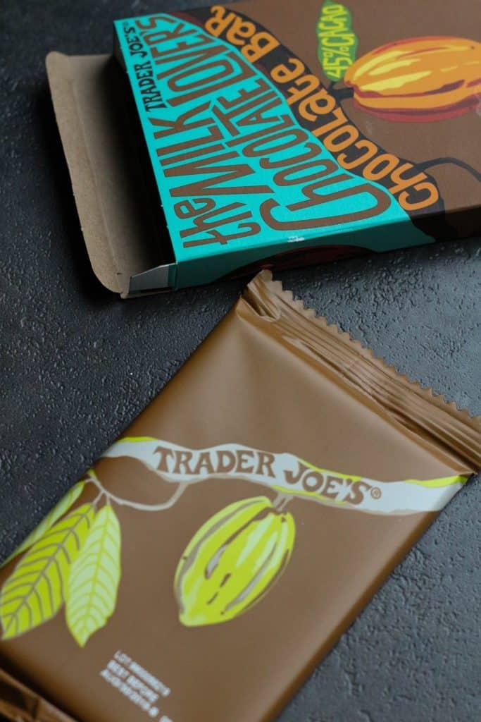 Trader Joe S Milk Chocolate Bar