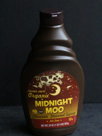 Trader Joe's Organic Midnight Moo