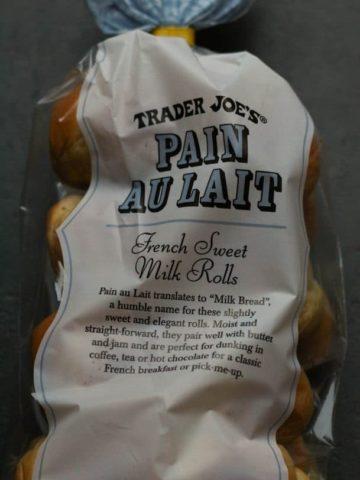 Trader Joe's Pain Au Lait
