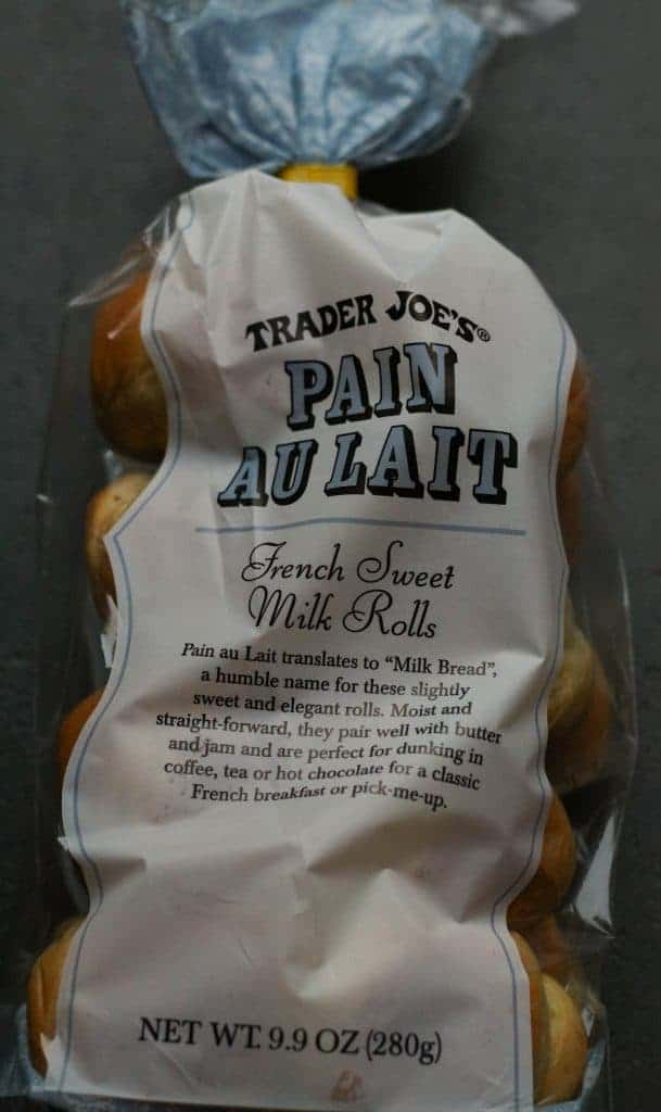 Trader Joe's Pain Au Lait
