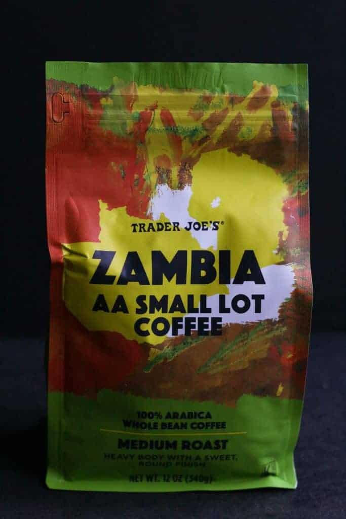 Trader Joe's Zambia AA Small Lot Coffee