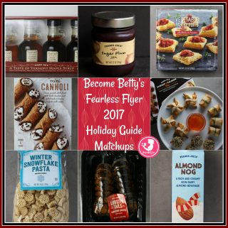 Fearless Flyer 2017 Holiday Guide Matchups pin for Pinterest