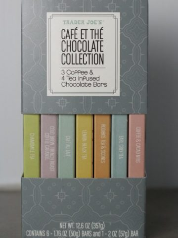 Trader Joe's Cafe et The Chocolate Collection