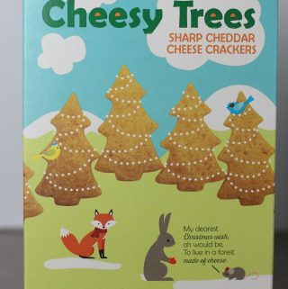 Trader Joe's Cheesy Trees