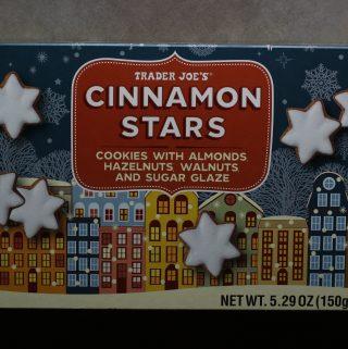 Trader Joe's Cinnamon Stars