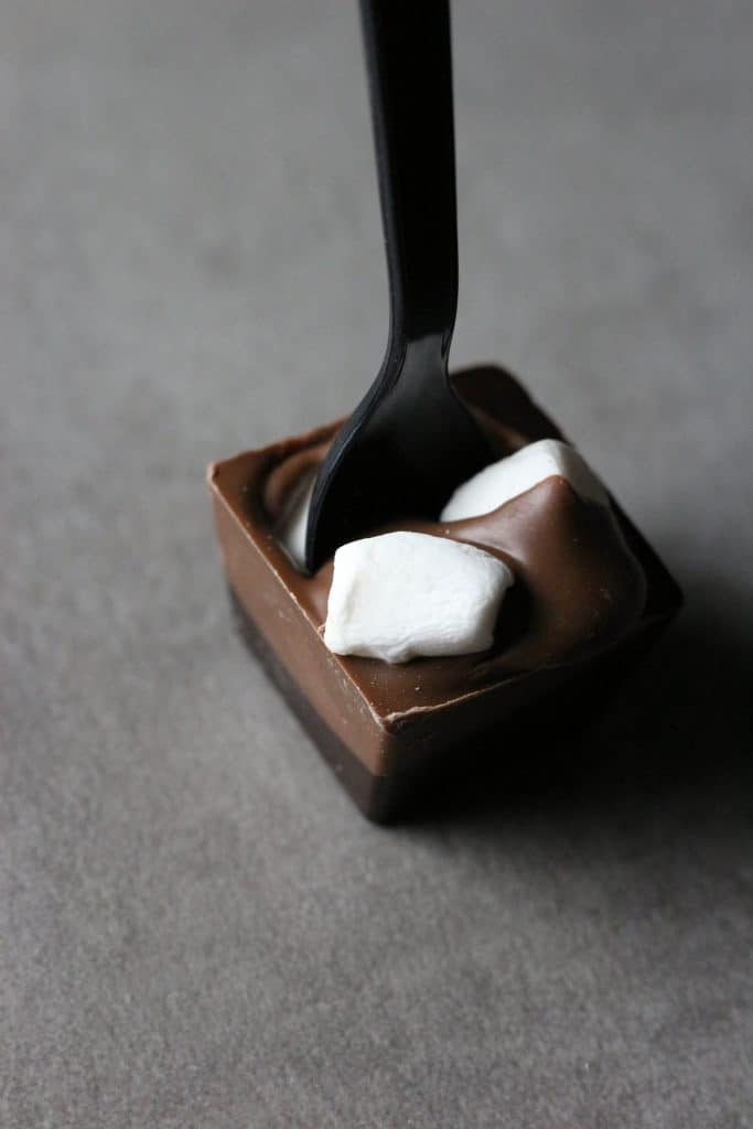 Trader Joe's Double Chocolate Hot Cocoa Stirring Spoon