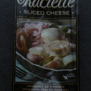 Trader Joe's Raclette Sliced Cheese