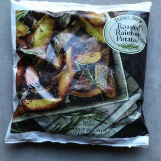 Trader Joe's Roasted Rainbow Potatoes