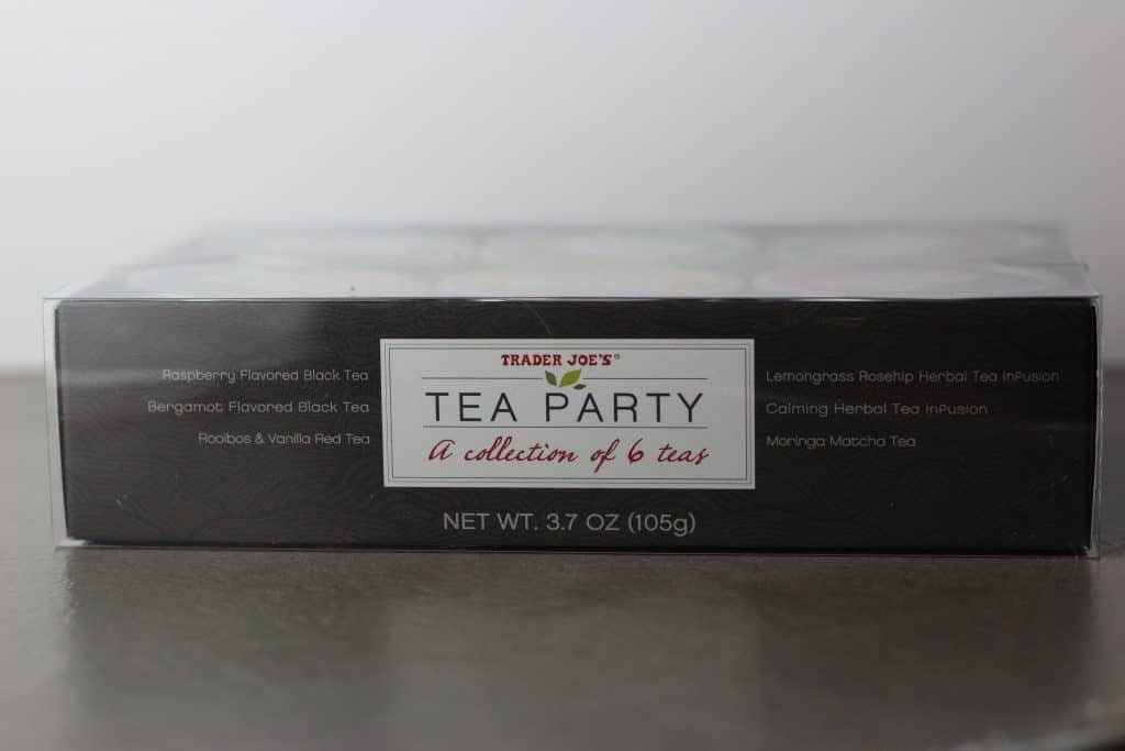Trader Joe's Tea Party