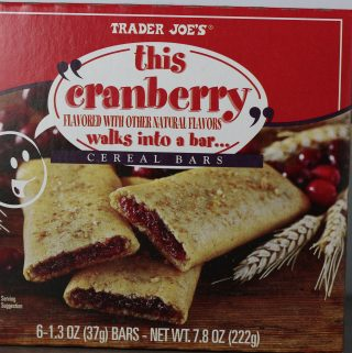 Trader Joe's This Cranberry Walks Into A Bar