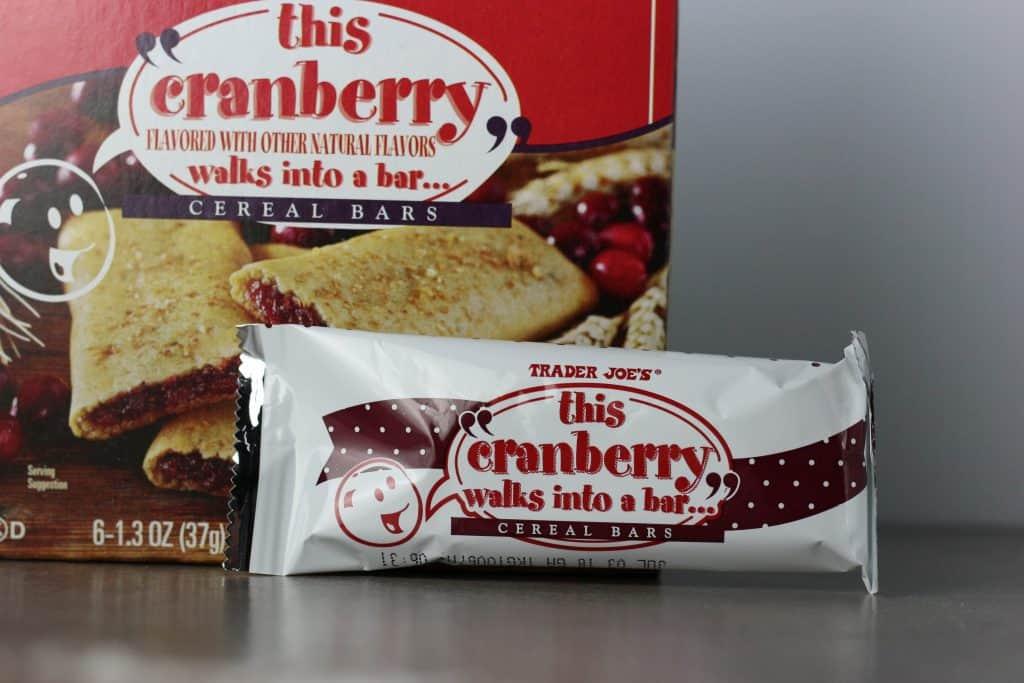 Trader Joe's This Cranberry Walks Into A Bar
