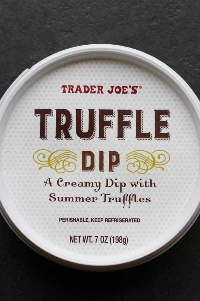 Trader Joe's Truffle Dip