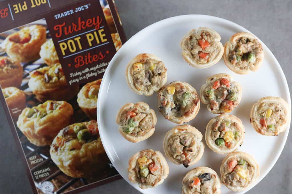 Trader Joe's Turkey Pot Pie Bites