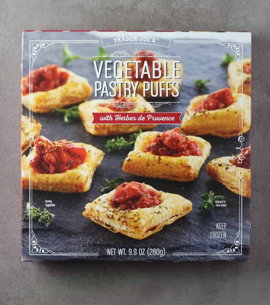 Trader Joe's Vegetable Pastry Puffs