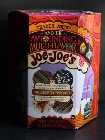 Trader Joe's and the Astounding Multi Flavor Joe Joe's
