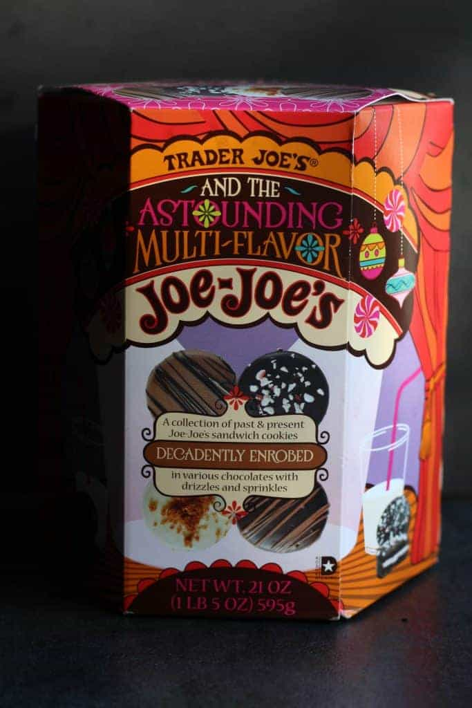 Trader Joe's and the Astounding Multi Flavor Joe Joe's