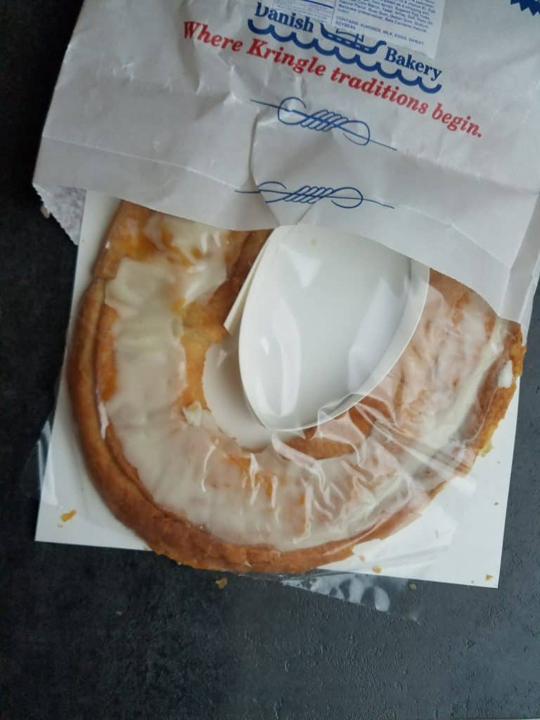 Trader Joe's Almond Kringle