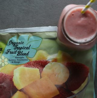 Trader Joe's Organic Tropical Fruit Blend