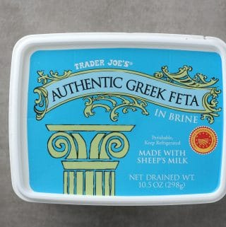 Trader Joe's Authentic Greek Feta in Brine