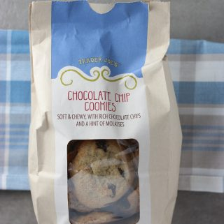 Trader Joe's Chocolate Chip Cookies