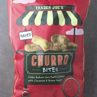 Trader Joe's Churro Bites