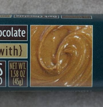 Trader Joe's Dark Chocolate filled with Speculoos Cookie Spread Bar
