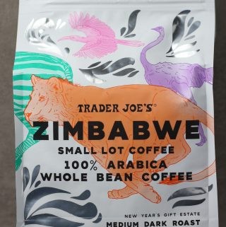 Trader Joe's Zimbabwe Small Lot Coffee
