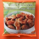 Trader Joe's Chickenless Mandarin Orange Morsels bag