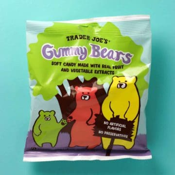Trader Joe's Gummy Bears