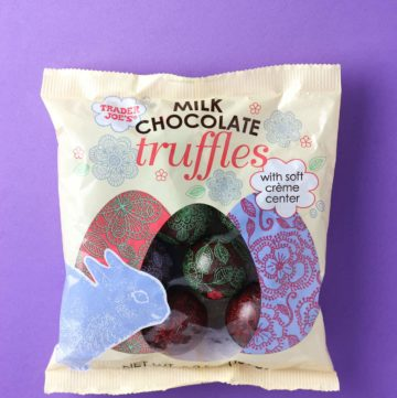 Trader Joe's Milk Chocolate Truffles