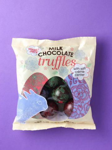 Trader Joe's Milk Chocolate Truffles