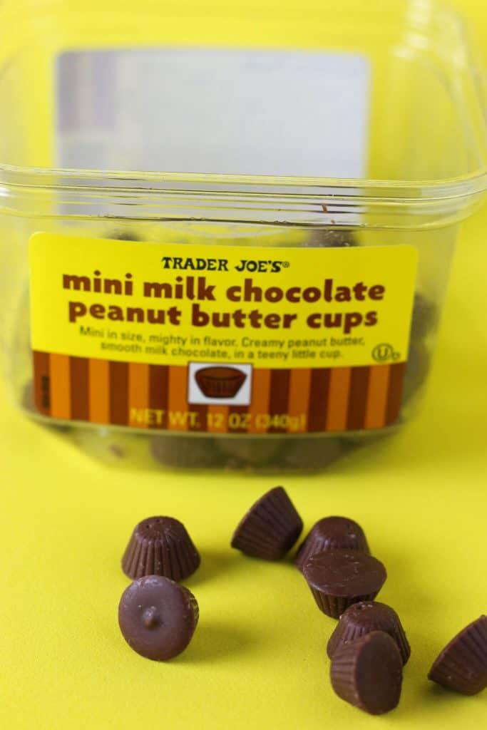 Trader Joe's Mini Milk Chocolate Peanut Butter Cups