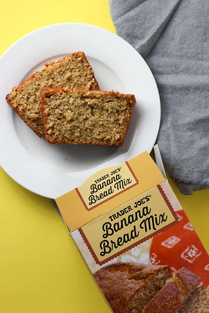 Trader Joe S Banana Bread Mix Becomebetty Com
