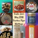 Trader Joe's May 2018 Fearless Flyer Matchups