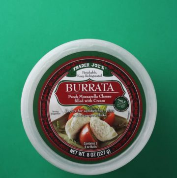 Trader Joe's Burrata