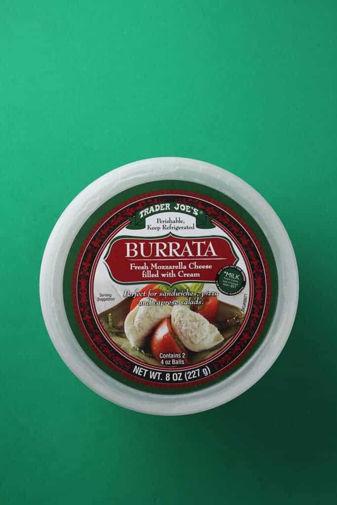 Trader Joe's Burrata