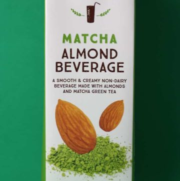 Trader Joe's Matcha Almond Beverage