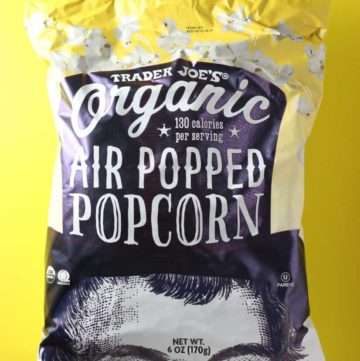 Trader Joe's Organic Air Popped Popcorn